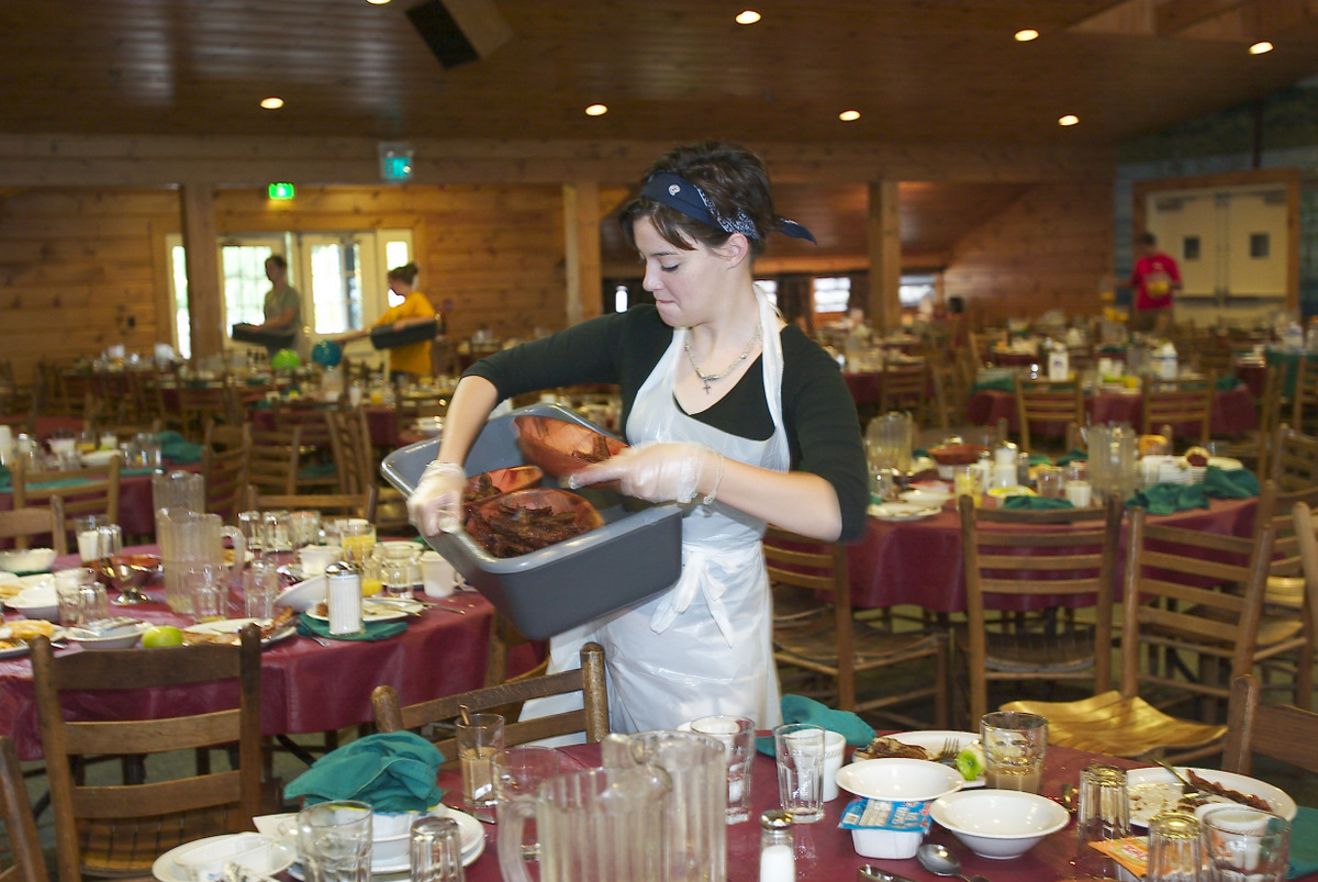 Saranac Village Legacy Help Give Other People A Chance